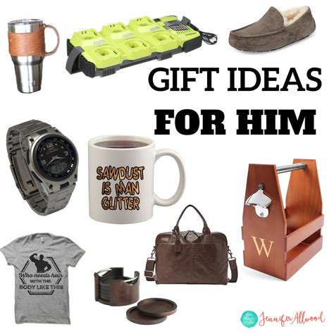 gifts for him unique gift ideas for the man in your life