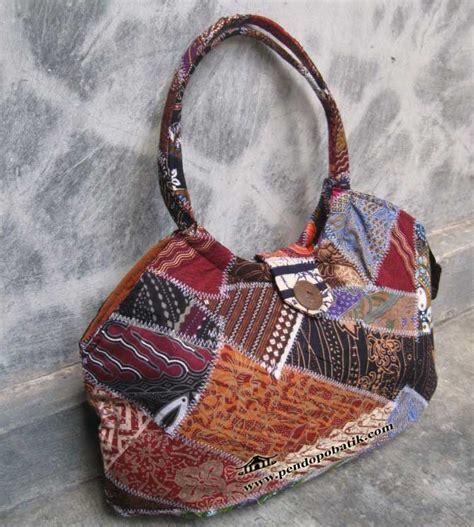 Tas Kulit Batik Motif Asmat tas santai pendopo batik