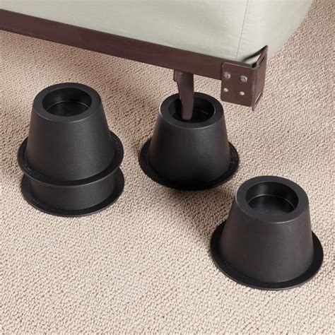 bed lifters bed bath and beyond 3 inch bed risers bed bath and beyond