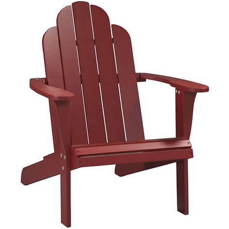 adirondack recliner chairs adirondack chair by linon home decor products inc at