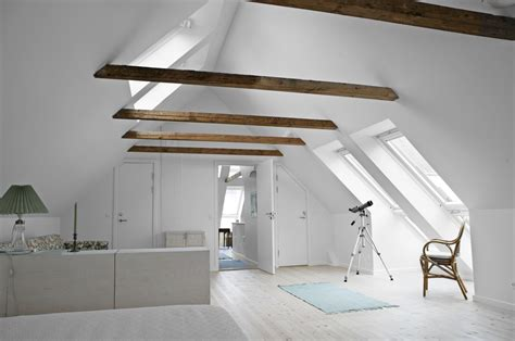 Beleuchtung Offenes Dachgeschoss by Helle R 228 Ume Durch Dachbodenausbau Ein Bauernhaus Mit Cabrio