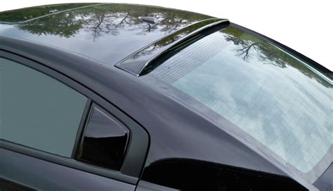 Color Match Auto Paint by Razzi Dodge Charger Rear Window Visor 2011 2014 Rv 117