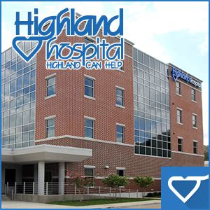 Highland Hospital Detox by About Highland Hospital