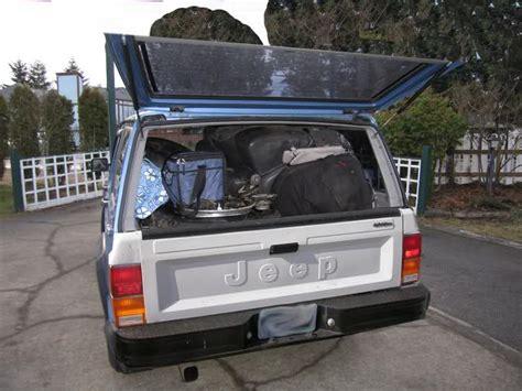 Jeep Comanche Tailgate Xj Tailgate Jeep Forum