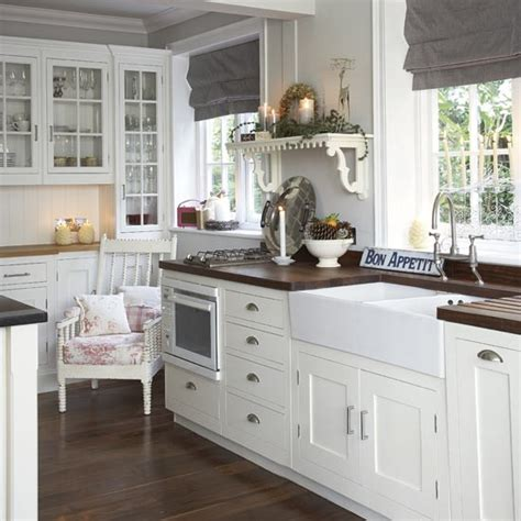 contemporary country kitchens modern country kitchen housetohome co uk