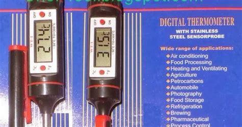 Jual Termometer Air Di Surabaya jual alat masak profesional chef tool thermometer food
