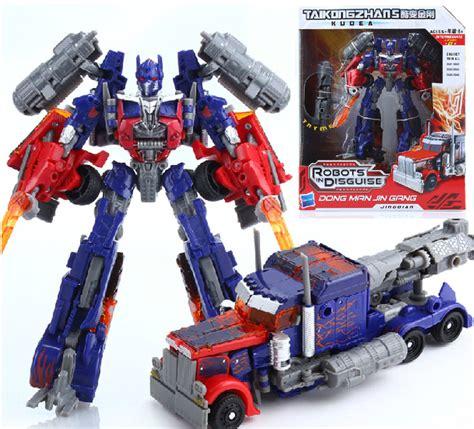 Figure Transformers Mainan Robot mainan transformers jual mainan robot transformer optimus