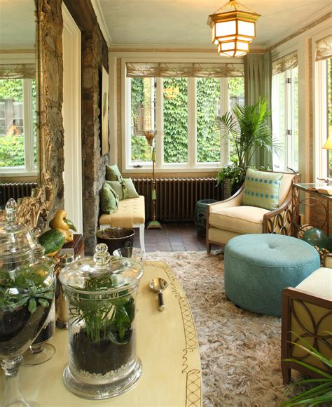 Garden Home Interiors by Gallaher Interiors Sun Room Garden Plants Conservatory
