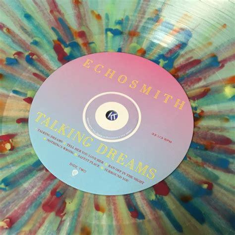 Cd Echosmith Talking Dreams echosmith talking dreams colored vinyl