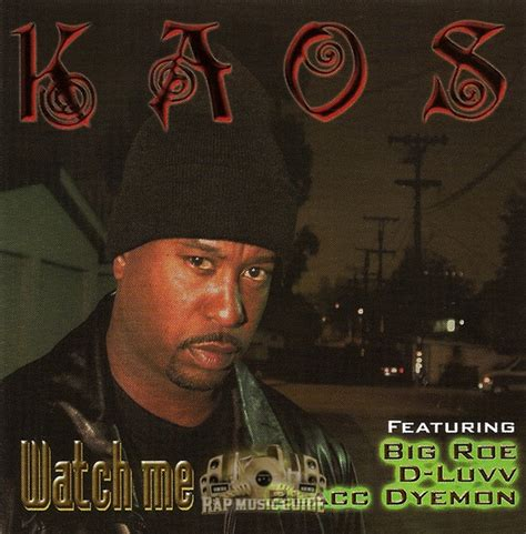 Kaos T Wayne kaos me cd rap guide
