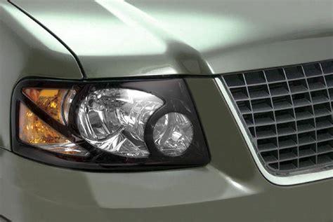 Toyota Tacoma Headlight Covers Avs 174 Toyota Tacoma 2005 2011 Projektorz Headlight Covers