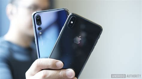 iphone v huawei huawei has less than half a year to overtake apple but will it succeed
