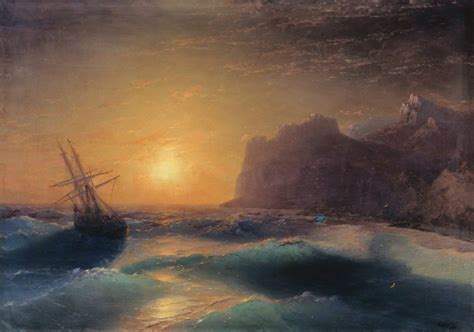 pics for gt ivan aivazovsky the ninth wave ivan aivazovsky the ninth wave graphicine