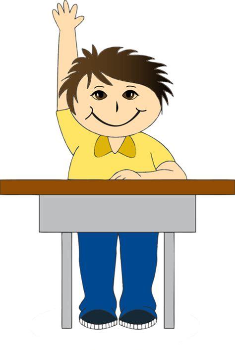 clipart children  school desks clipground