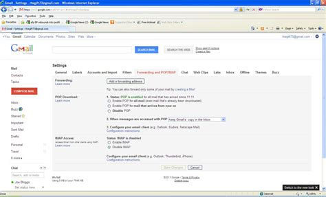 How To Search In Gmail How To Forward Your Gmail Emails To Another Account