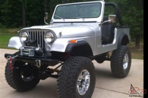 Jeep Cj7 Renegade For Sale 1983 Jeep Cj7 Renegade Cj5 Yj Tj Jk
