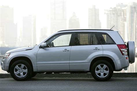 Suzuki Vitara 2007 Review 2007 Suzuki Grand Vitara Overview Cars