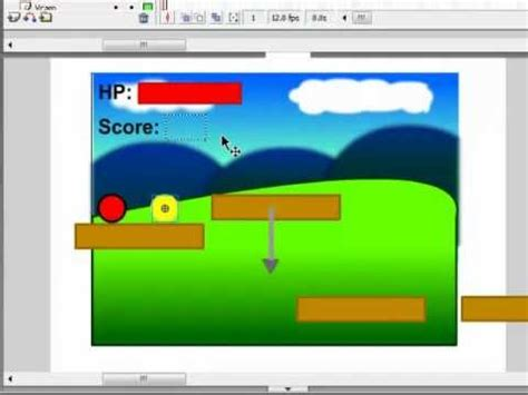 tutorial quiz flash 8 how to make a platform game in flash 8 part 6 youtube