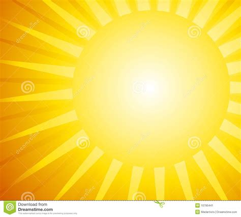 sunshine background stock illustration illustration