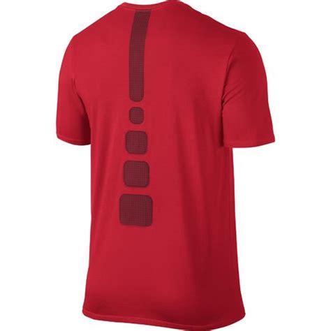 T Shirt Nike Elite By nike s elite back stripe t shirt academy