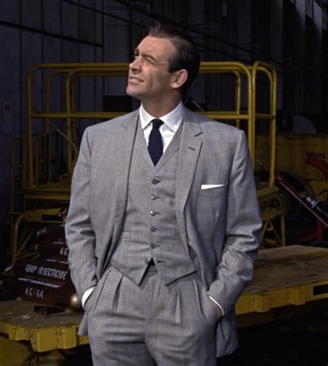 in suit grey 3 suit inspired by suit worn in bond goldfinger