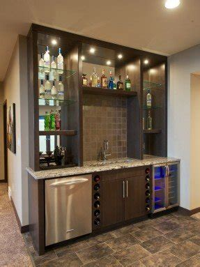 contemporary home bar modern home bar cabinet foter