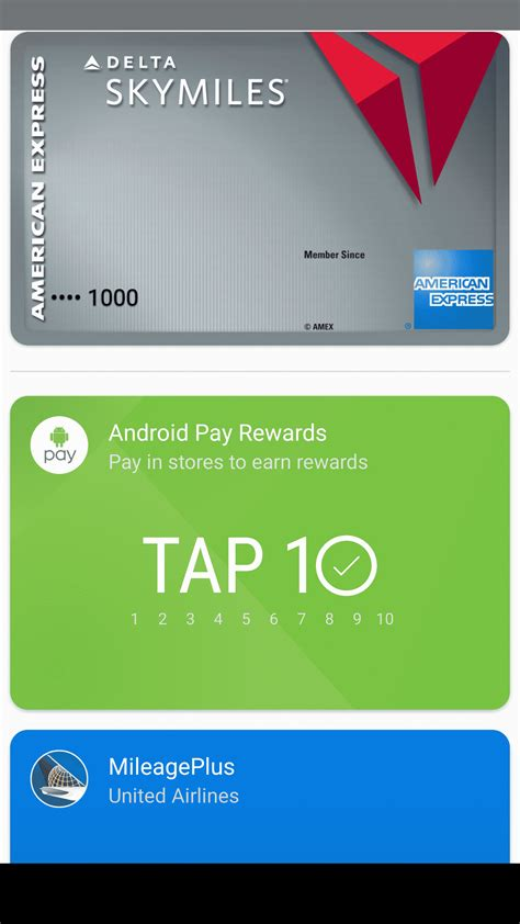 android pay cards android pay rewards quot tap 10 quot promotion technology gaming and entertainment