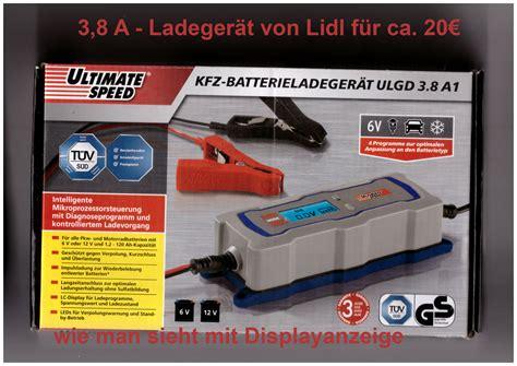 Motorrad Batterie Schnell Leer by Batterie Leer Alamanlage Scharf S 2 Milwaukee V