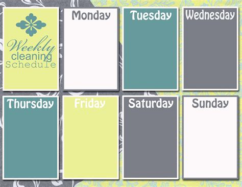 monday to sunday calendar template blank monday through friday calendar template 2016