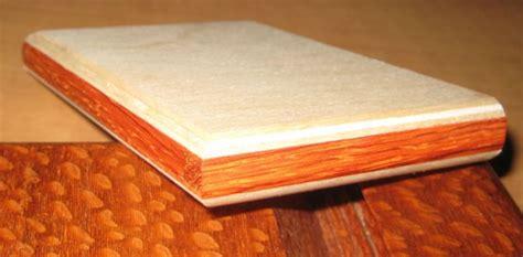 wood wallet  business card holder