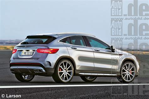 New Mercedes Gla Coupe by Mercedes Gla Coupe Image 39