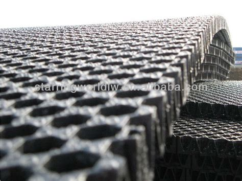 Roof Drainage Mat by Drainage Cell For Highway Driveway Roof Decks Tunnel