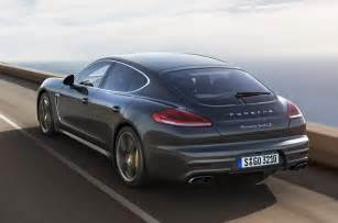 Porsche Panamera S Price Porsche Panamera Turbo S 2014 Features And Price In India