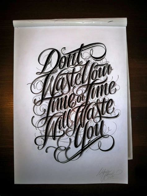 mr cartoon tattoo fonts an inspiring collection of hand drawn typography by