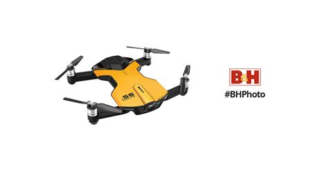 Drone Wingsland S6 wingsland s6 pocket drone yellow s6 yellow b h photo