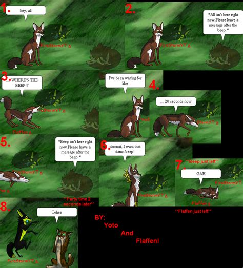 wolfhome comic beep by firestormyt on deviantart