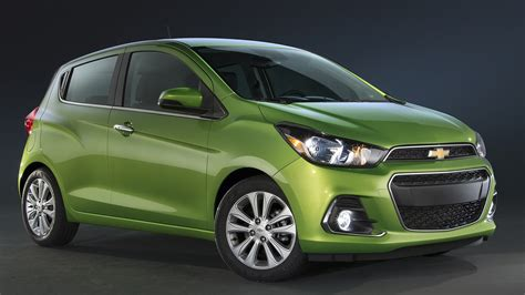 2016 chevrolet spark review cargurus