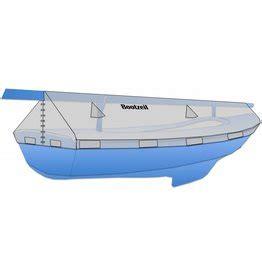 dekzeil zeilboot dekzeil voor open zeilboten bootzeil