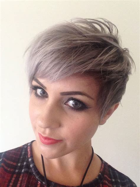 short silver blonde hair 14 best images about smokey blonde hair on pinterest mac