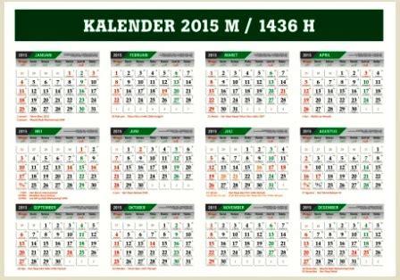 kalender  masehi  hijriyah file coreldraw blog romeltea