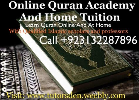 online quran tutorial online quran tuition ahnaf home tutor and online teacher