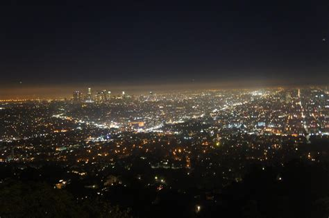 city lights versus starry skies for the curious
