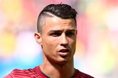 ronaldo hair how to do cristiano ronaldo latest hairstyle christiano ronaldo hair