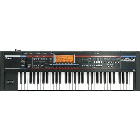 Keyboard Roland Juno D roland juno g workstation synthesizer keyboard musician