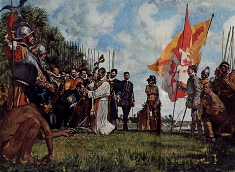 the new spaniards the keeper s blog america s first thanksgiving in our nation s oldest port