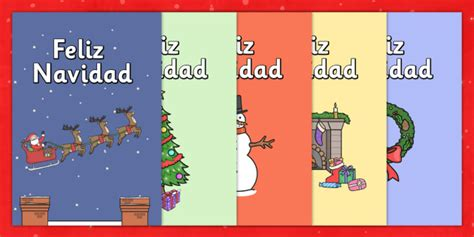 feliz navidad card template merry card template feliz navidad card