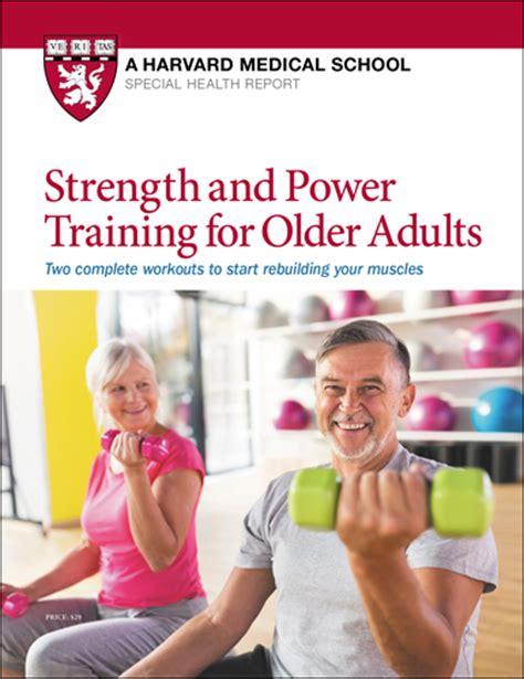 simple steps   healthier stronger  harvard health