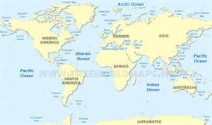 map of the oceans year six and seven superstars welcome to our classroom page 12