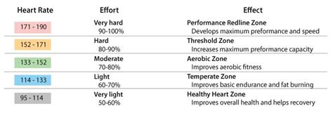 weight loss zone rate calculator what is the best rate zone to burn