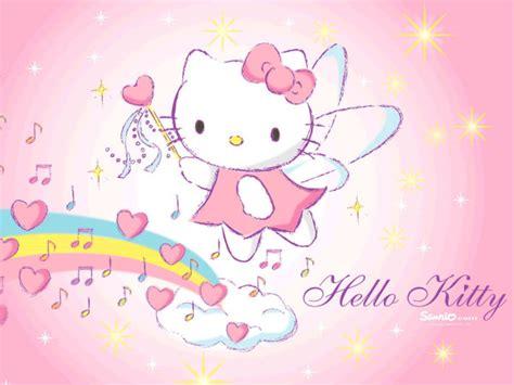 wallpaper kartun hello kitty 10 gambar lucu dan unik hello kitty yang imut